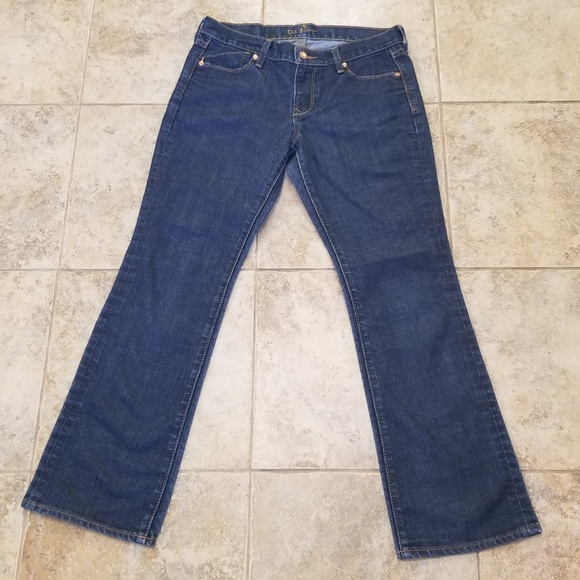 Old Navy Denim - Old Navy Great Cond. Stretchy Bootcut Blue Jeans
